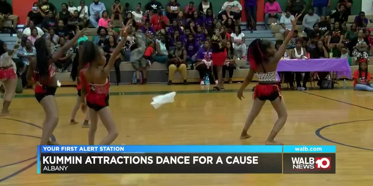 Kummin attraction dance for a cause