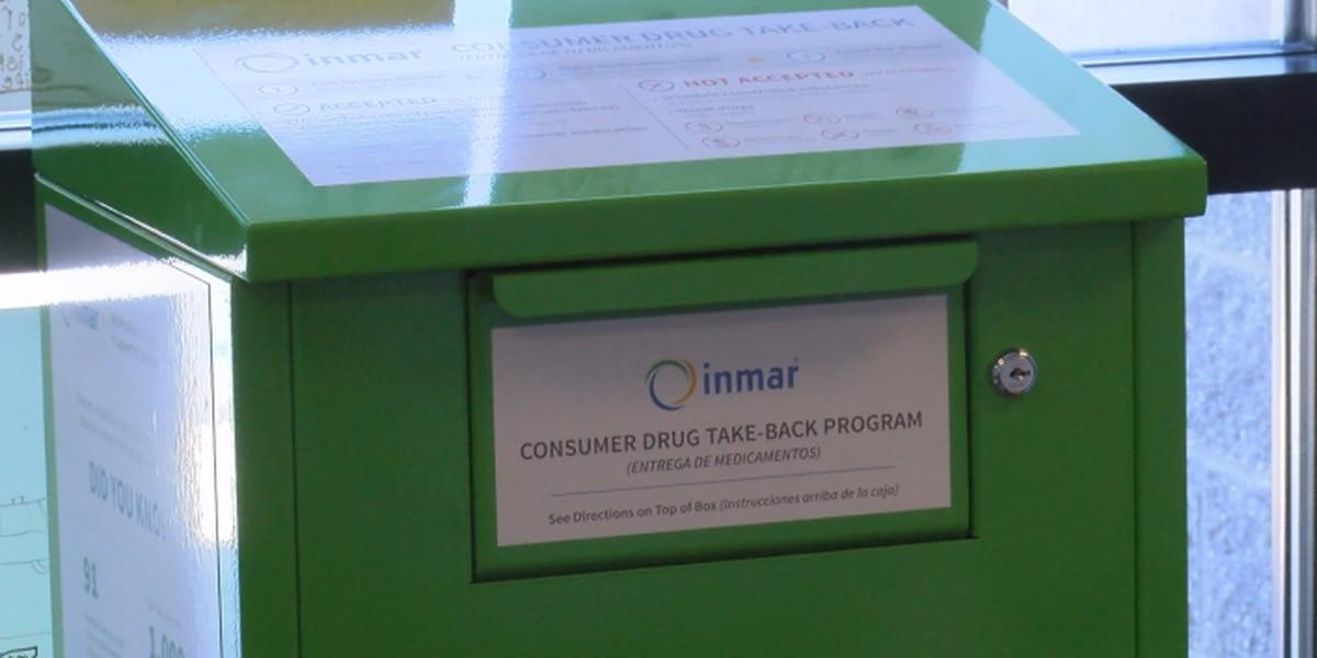 Prescription drop box in Valdosta fills up fast