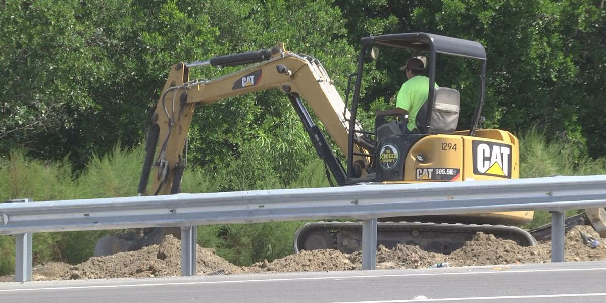 Construction worker hit in Tift Co., officials stress importance of 'Move Over Law'
