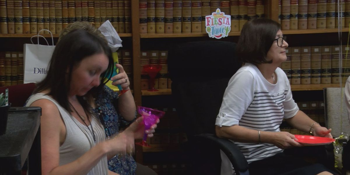 Dougherty Co. District Attorney's Office celebrates National Admin Day