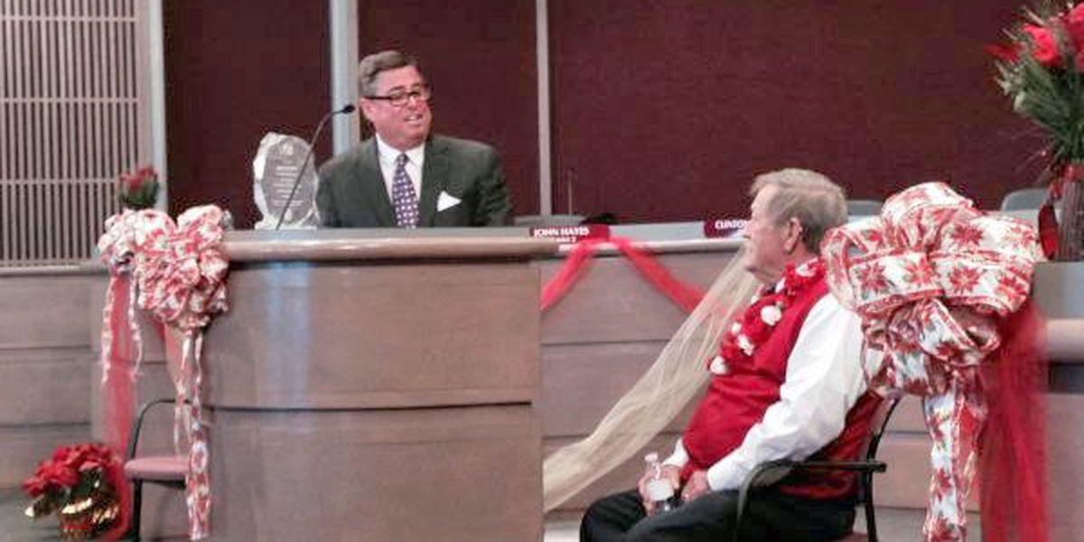Former commissioner Jack Stone dies