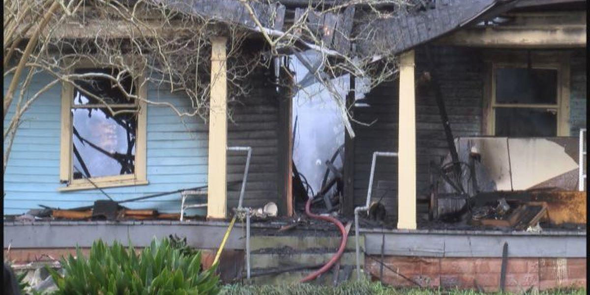 Second fatal house fire devastates Thomasville community