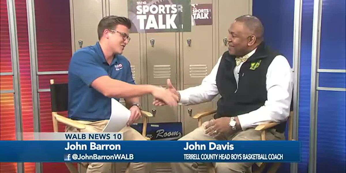 Sports Talk with John Barron - Terrell Co. boys basketball