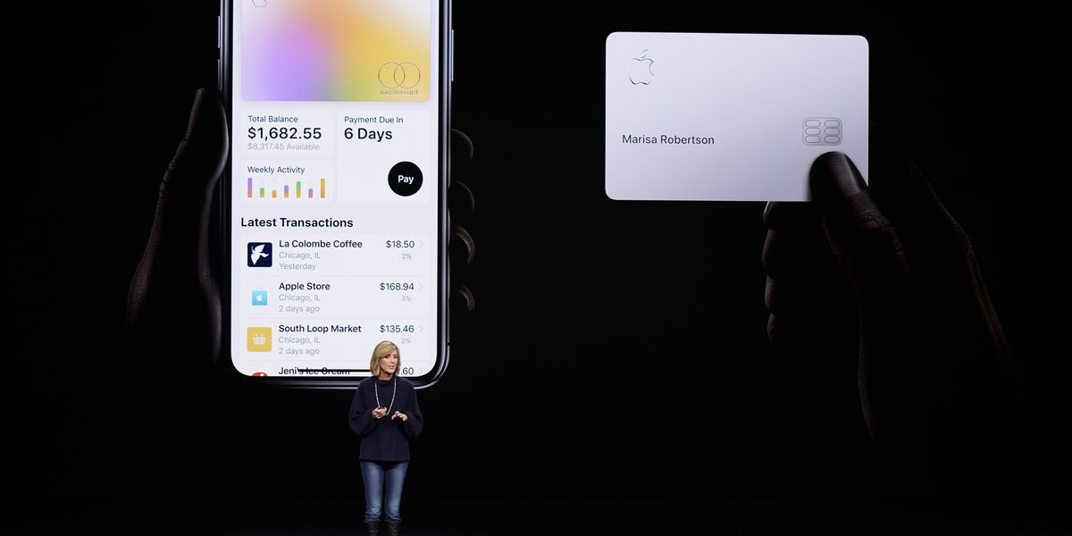 NY regulator vows to investigate Apple Card for gender bias