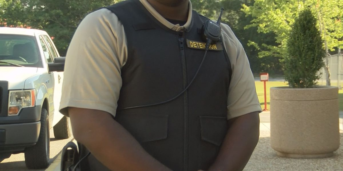 Stab-proof vests bring added layer of protection for Tift jailers