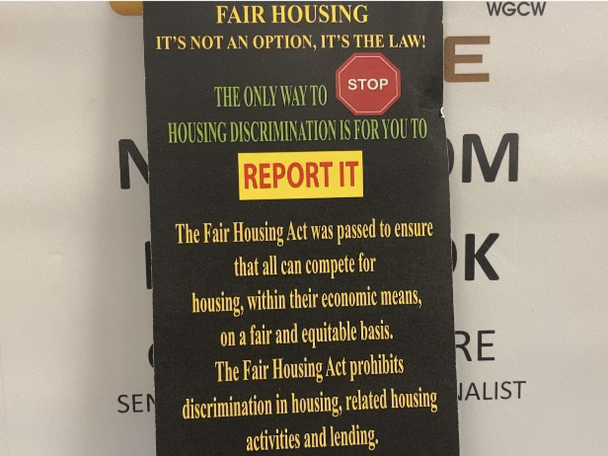 City of Albany talks housing discrimination for Fair Housing Month
