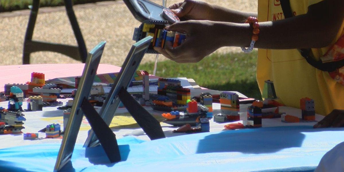 Young entrepreneurs showcase ideas at the Harlem Street Children's Business Fair