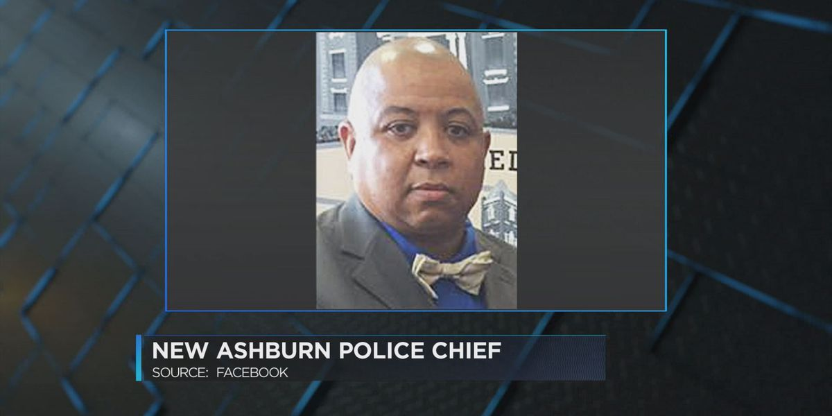 City of Ashburn gets new Police Chief
