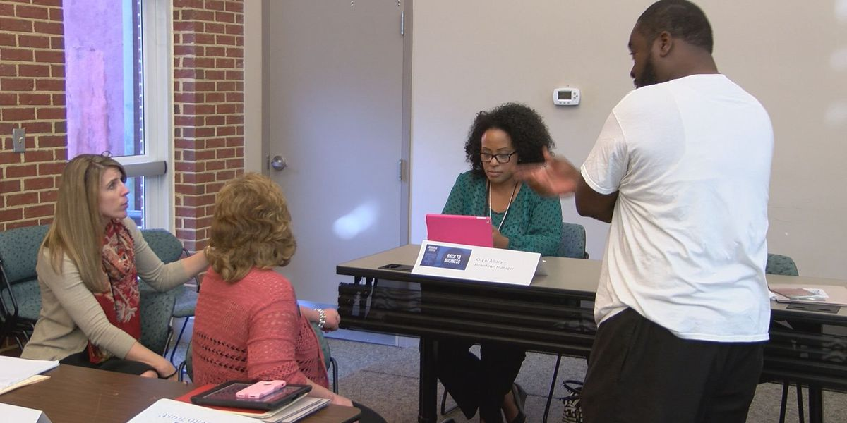 'Back to Business Resource Center' helps storm victims