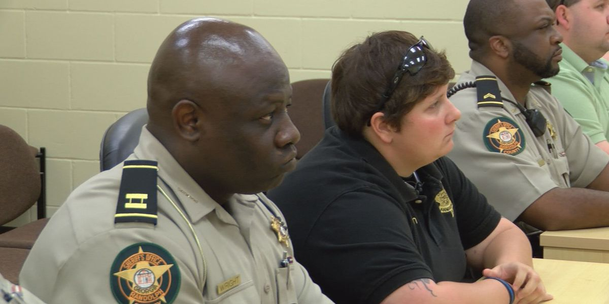 Law enforcement training aims to save lives