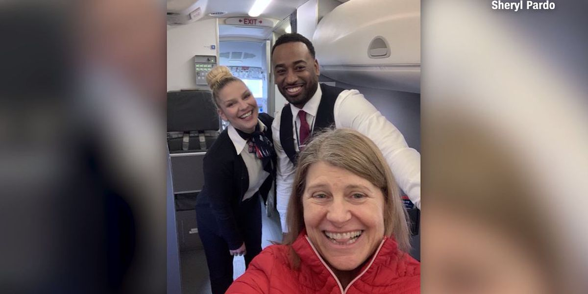 Only passenger on flight, woman going to see dying mother upgraded to first class for free