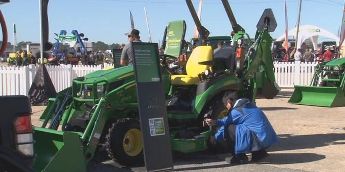 Ag Expo Noon Show Thursday - Part 1