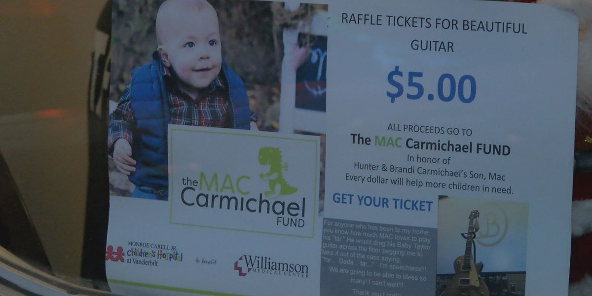 Tifton concert raises funds after baby boy dies