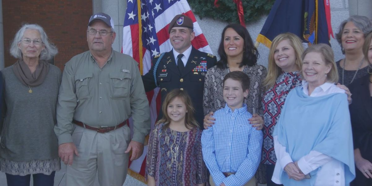 Albany native promoted to lieutenant colonel