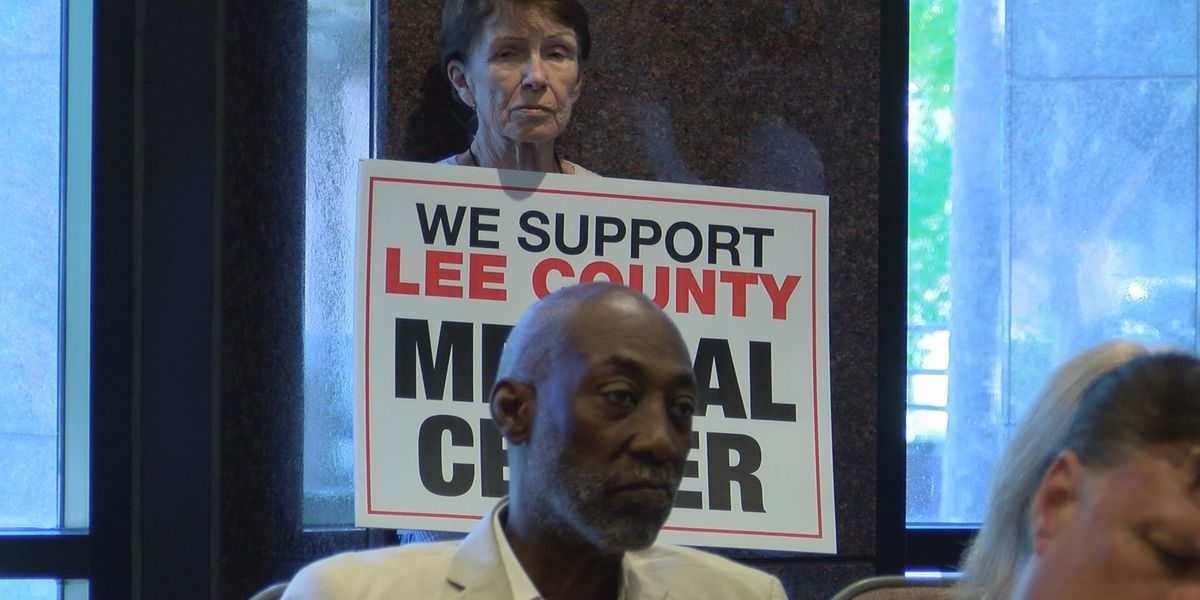 People address Dougherty leaders about LCMC