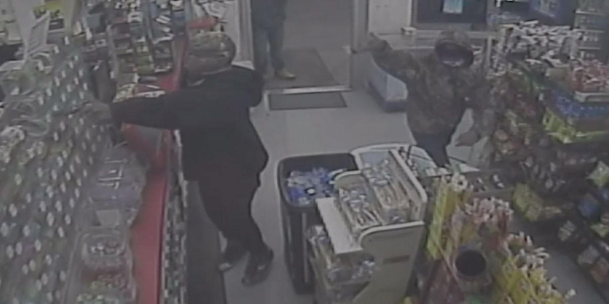 Moultrie PD needs help identifying three armed robbery suspects