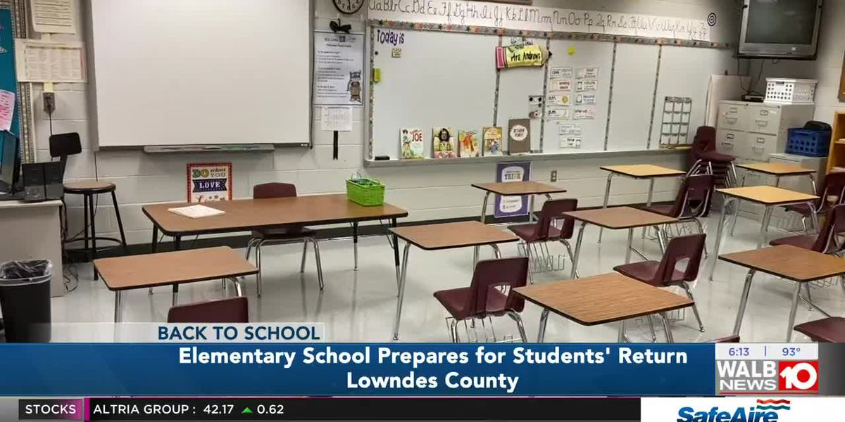 Lowndes Co. Walkthrough and Classrooms