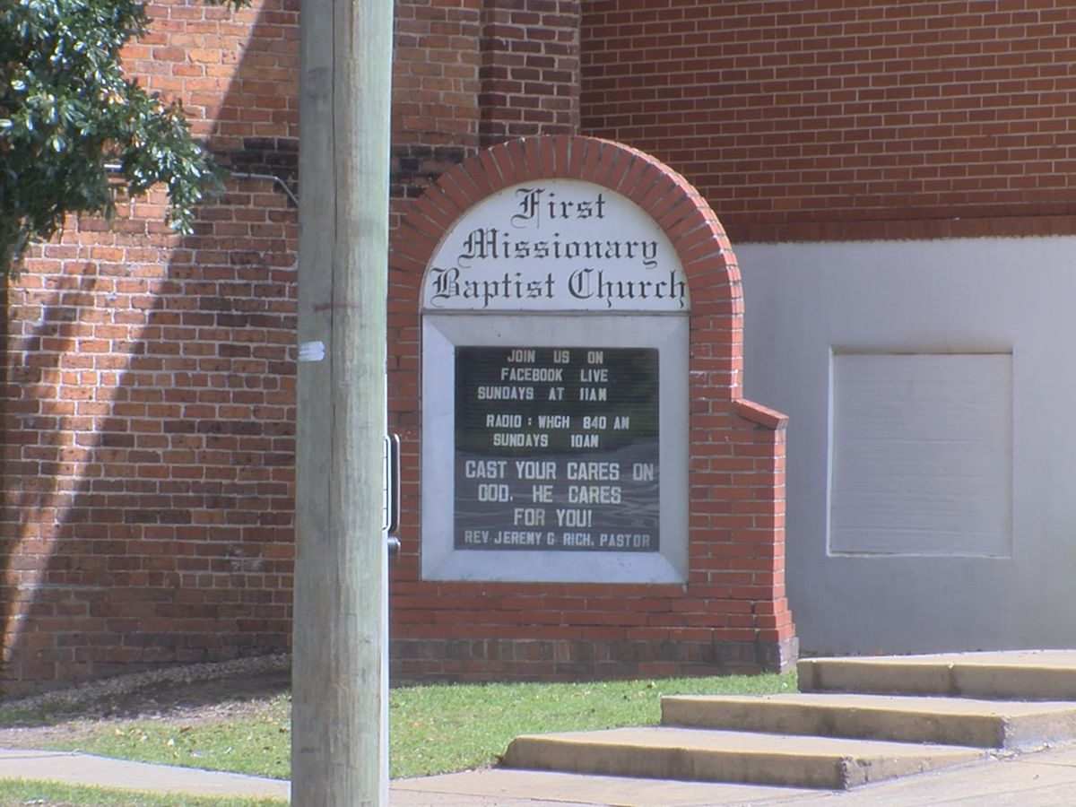 Thomasville church plans to continue virtual services