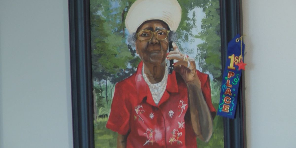 Cairo high schooler takes first place in Congressional art competition