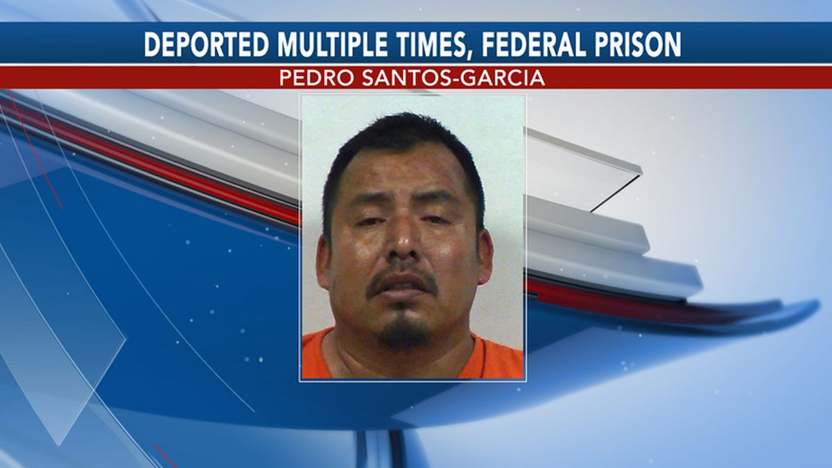 8-time deported illegal immigrant goes to federal prison
