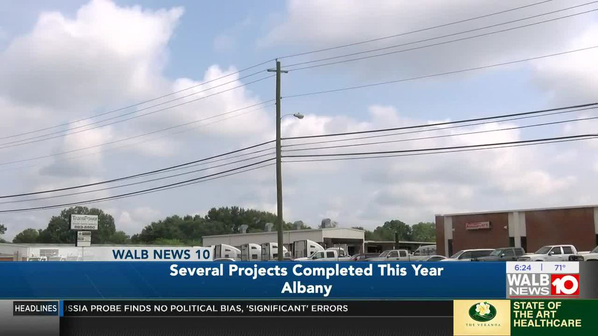 Subadan: Several Albany projects close to completion before end of the year