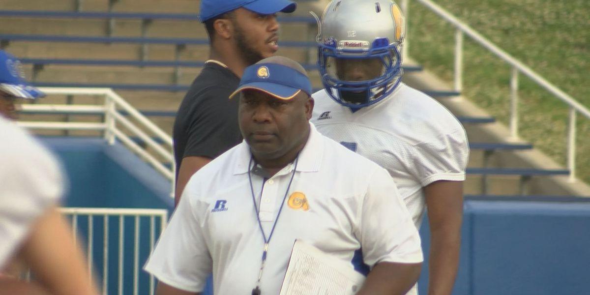 ASU opens spring football under interim coach Kelly
