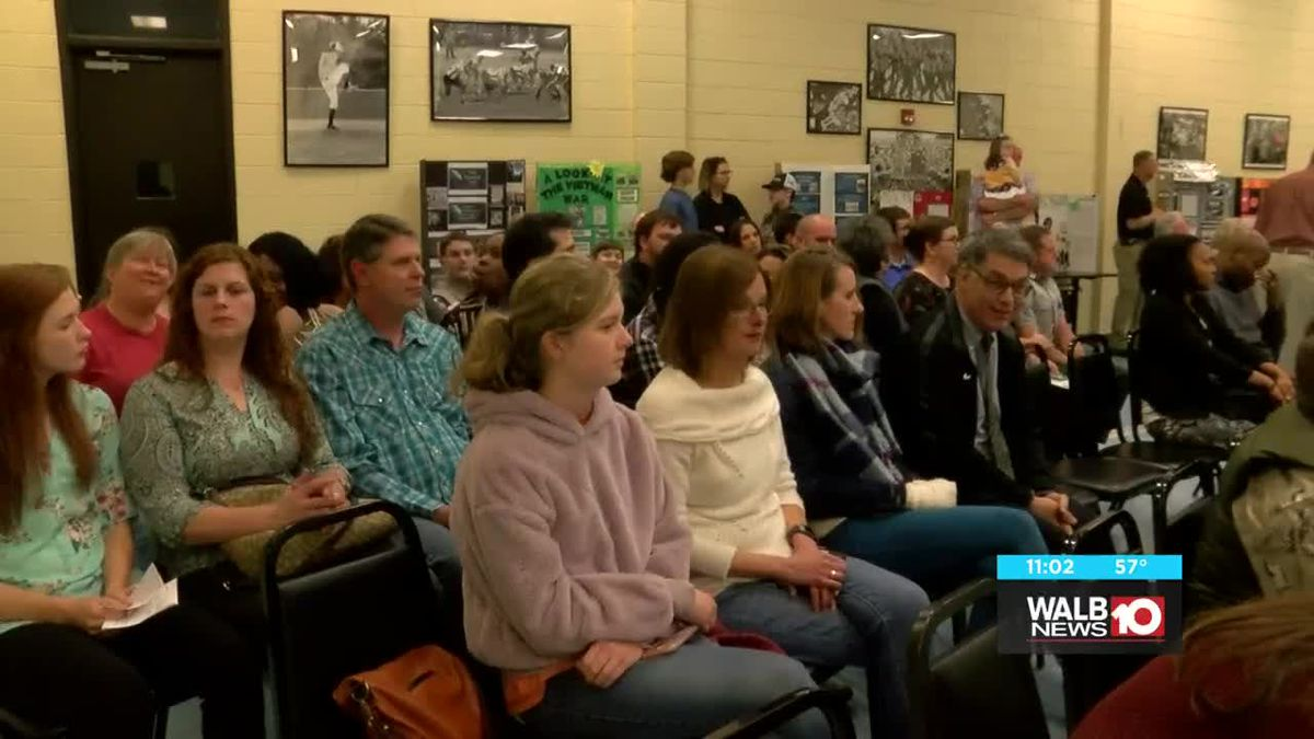 Worth Co. School Board Meeting