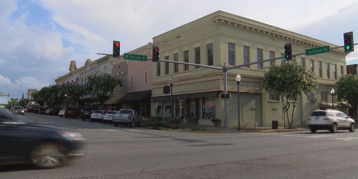Business on the rise in downtown Americus