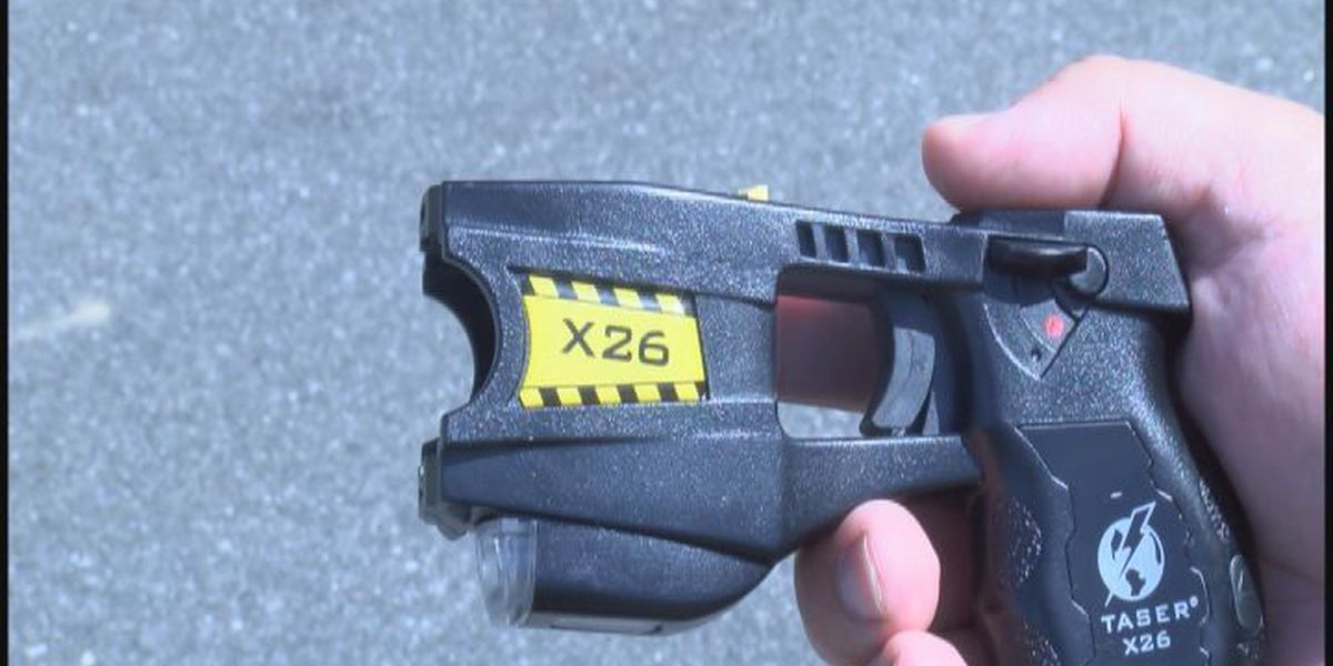 Decatur school officers to get Tasers