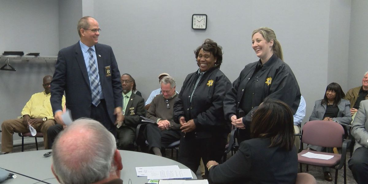 Dedicated law enforcement officers named 'Employee of the Year'
