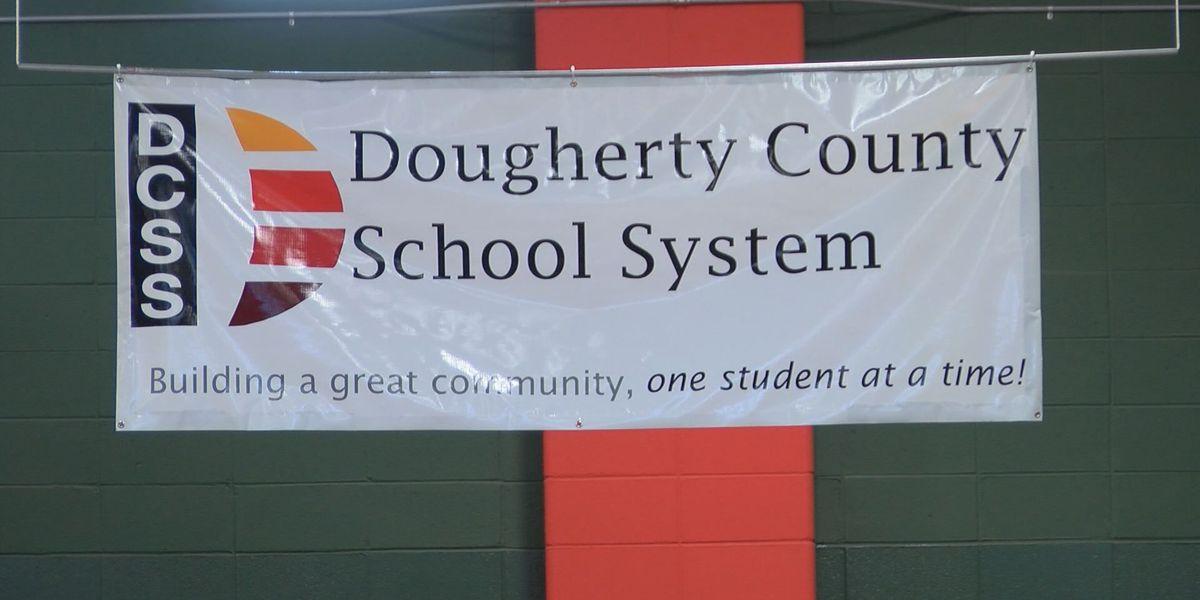 DOCO hosts back to school rally