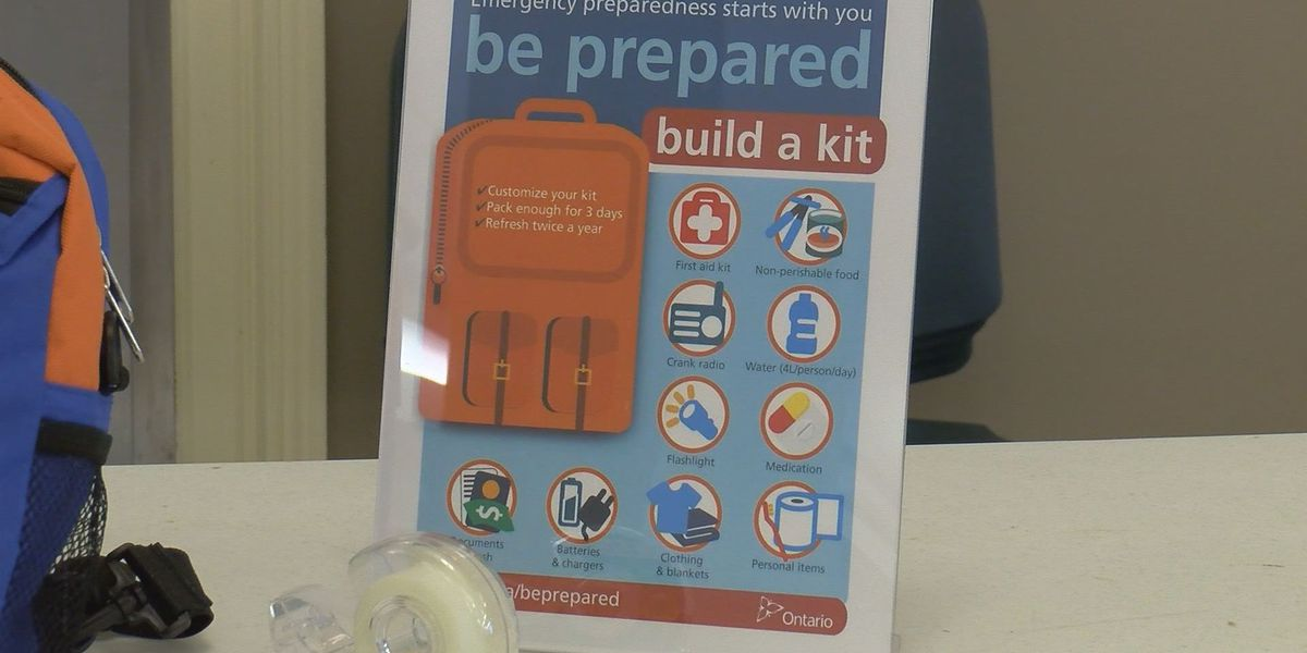 Health officials stress storm preparedness during COVID-19