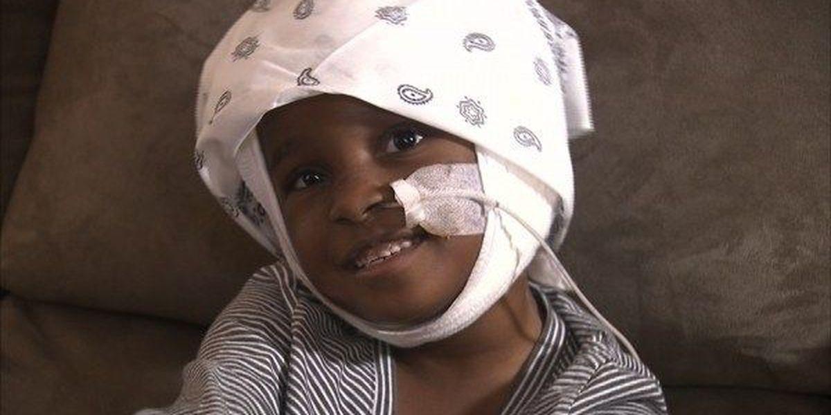 Shaq furnishes home of Atlanta girl who survived dog attack