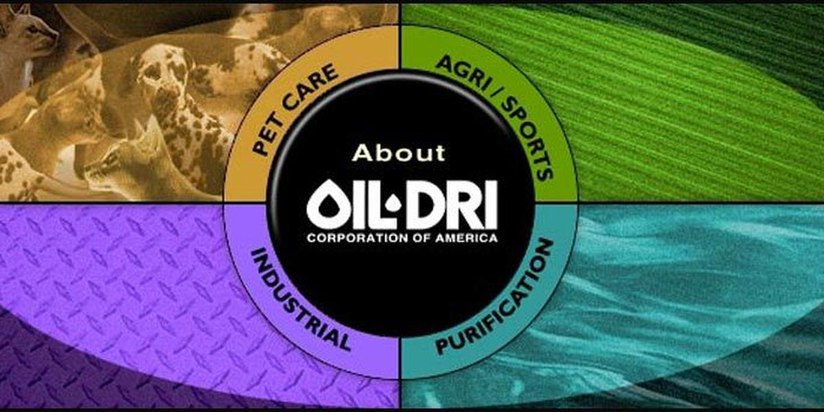 Underway: Oil Dri has job fair to fill several openings