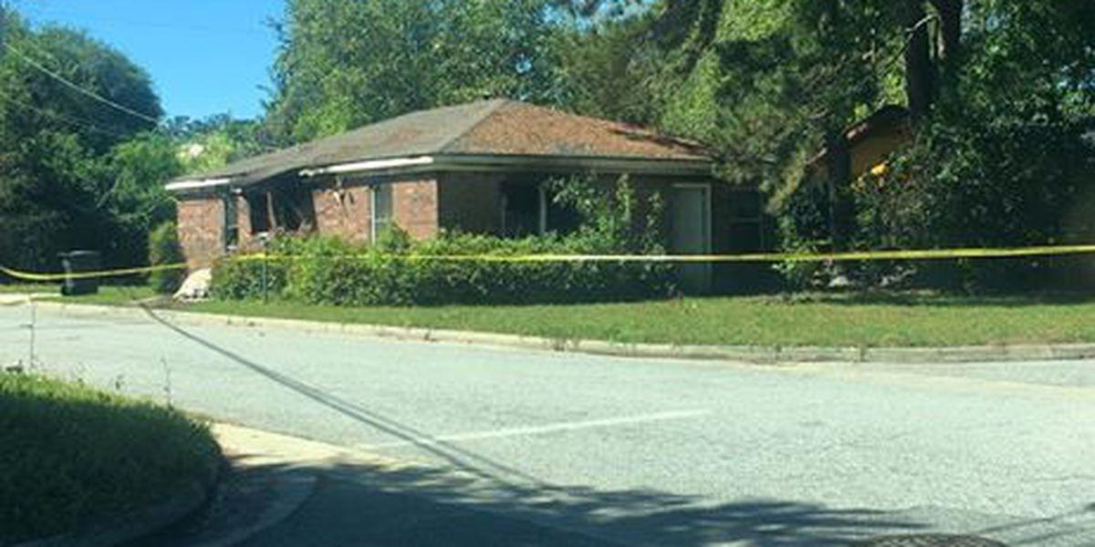 Investigators searching for suspect in Thomasville arson