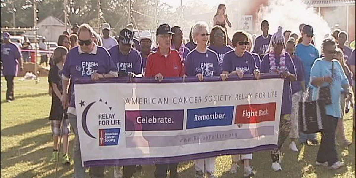 Lace up! Relay for Life kicks off