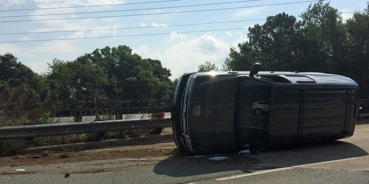 Bypass wreck slows traffic