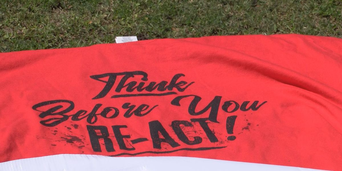 Thomasville city leaders encourage community to 'Think Before You React' to end gun violence