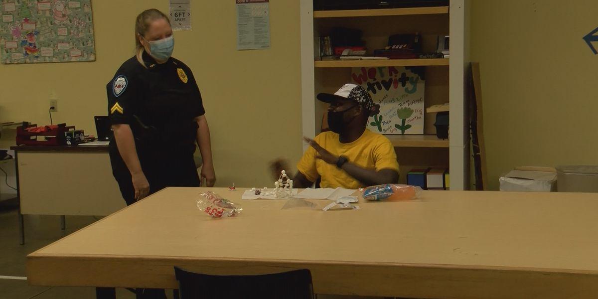 Thomasville Police Dept., Thomas Grady Service Center foster partnership with art