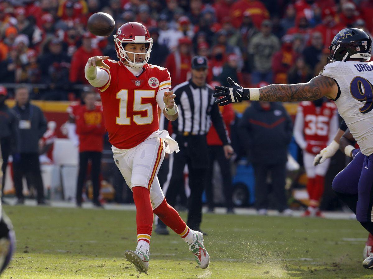 Chiefs supplant Rams atop AP Pro32 poll; Saints remain No. 2