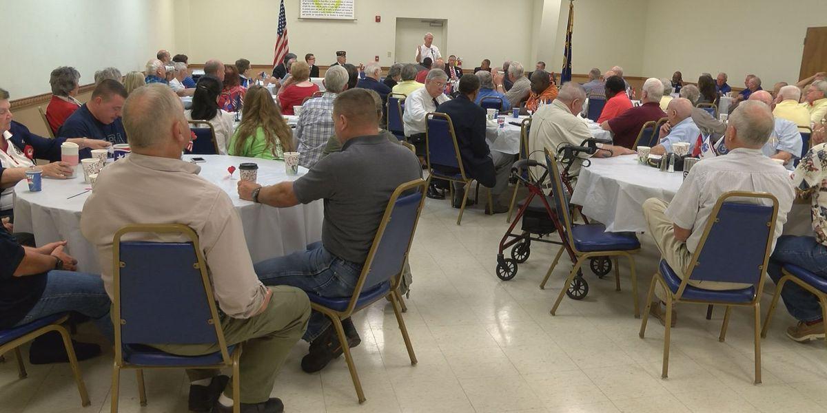American Legion Post 30 hosts Memorial Day breakfast