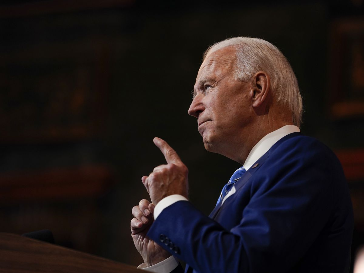 LIVE: Biden unveils economic team at critical moment for recovery