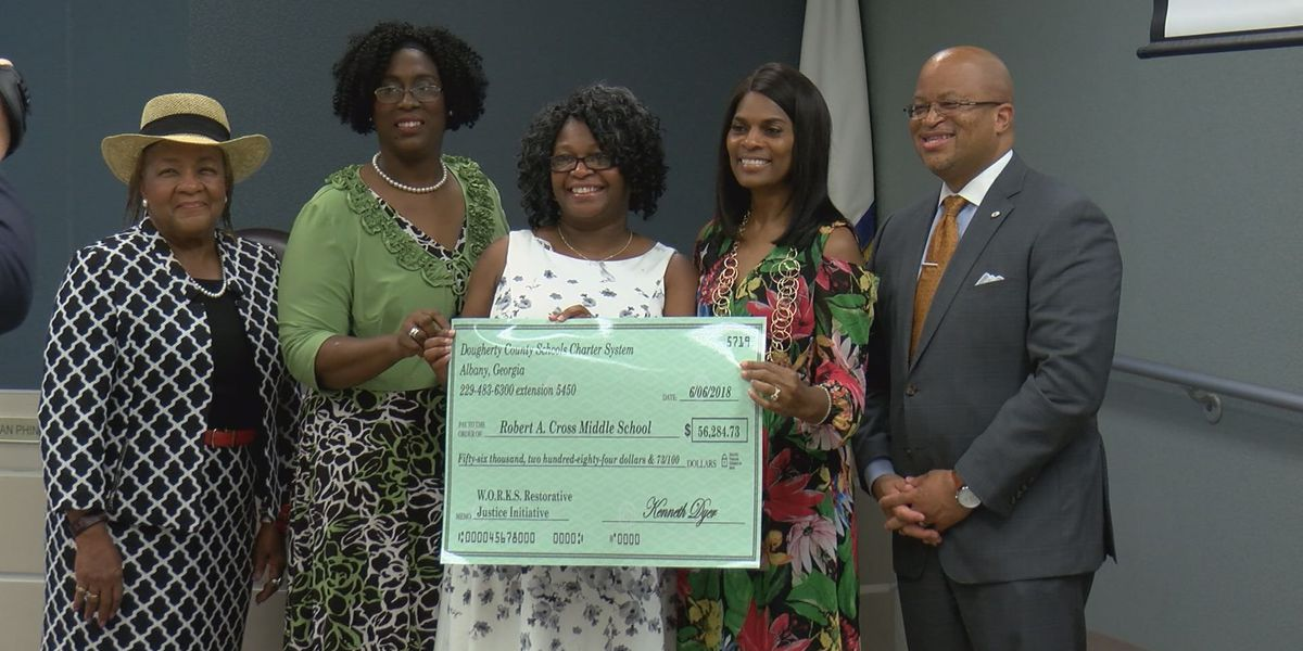 DCSS awarded grant money to improve schools in innovative ways