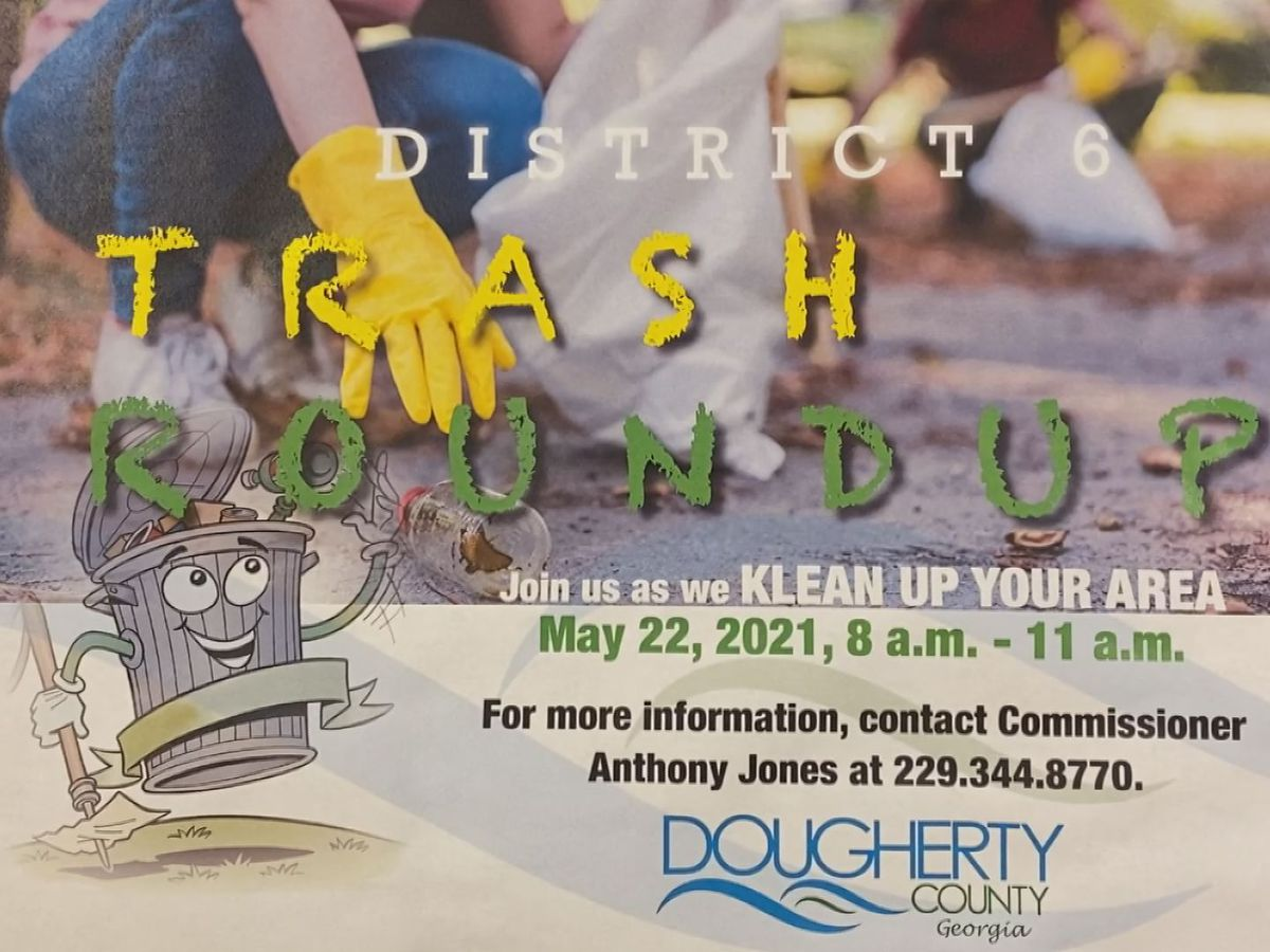 Dougherty Co. District 6 to get a spring cleaning