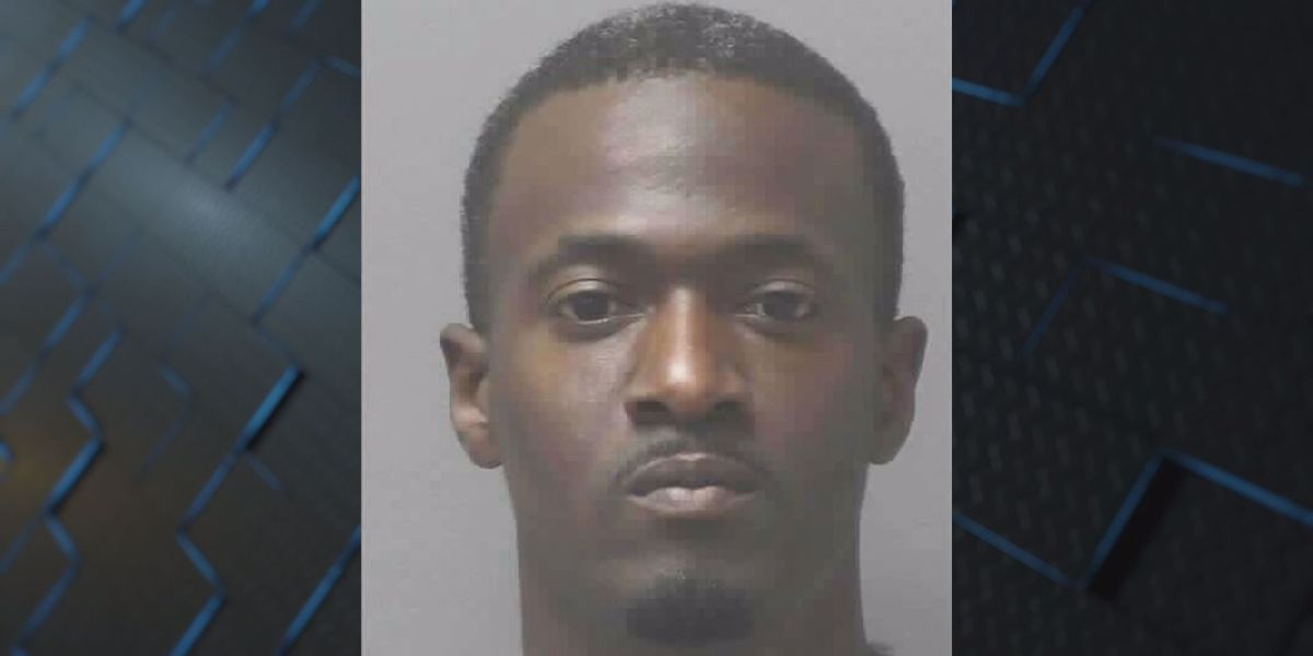 Man arrested in Thomasville, charged in recent property crime
