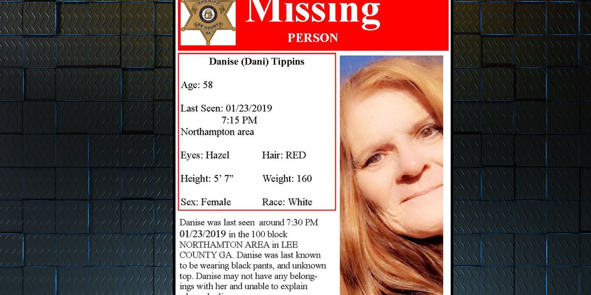 UPDATE: Missing Lee Co. woman found