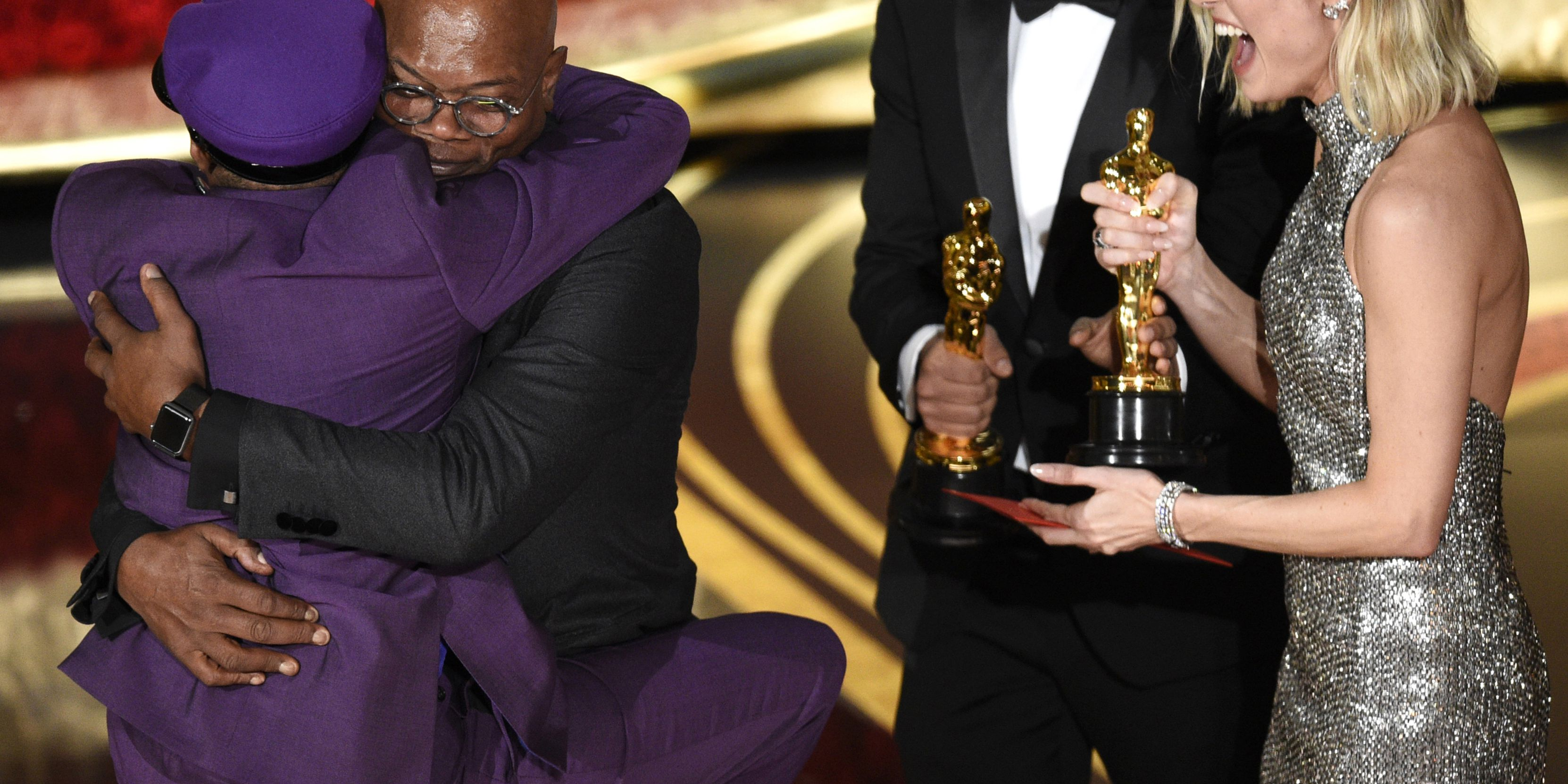 'Green Book' wins Oscars best picture award
