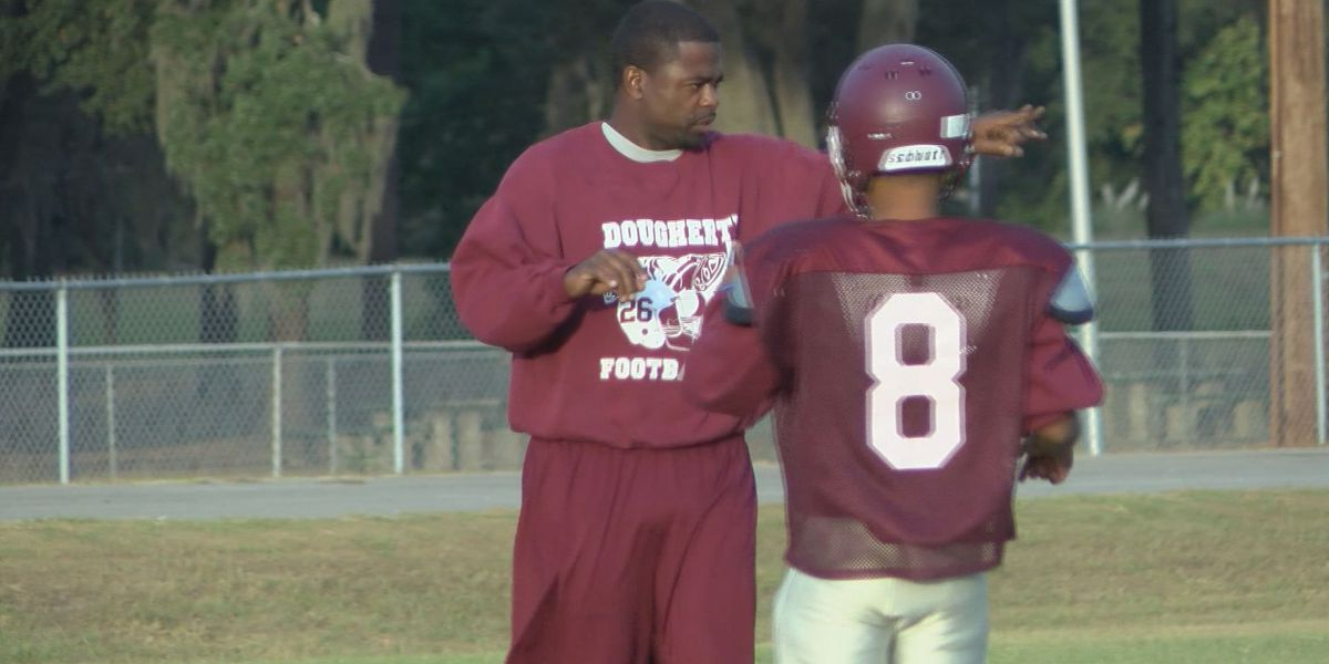 Joyner moves on, Dougherty seeking next head football coach
