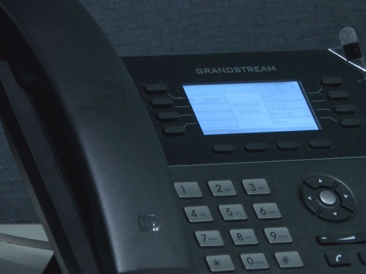 Albany-Dougherty Co. 911 call center router back up and running