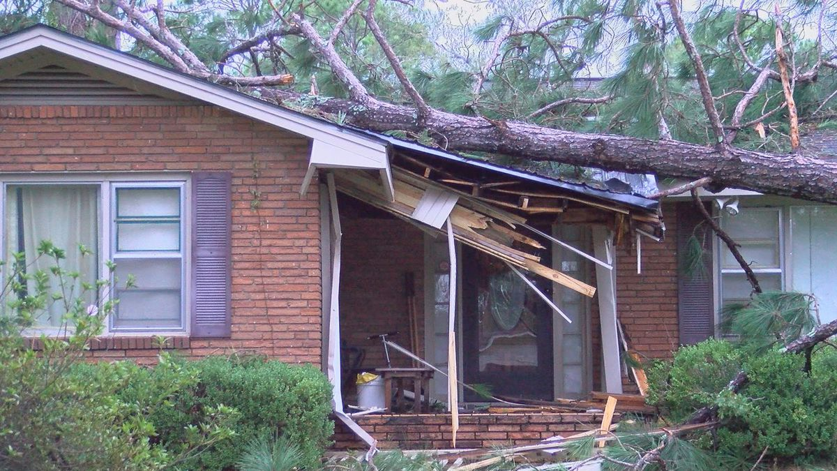 Albany Gas Prices >> Michael Aftermath: Worst storm damage ever seen for Albany, Dougherty Co.